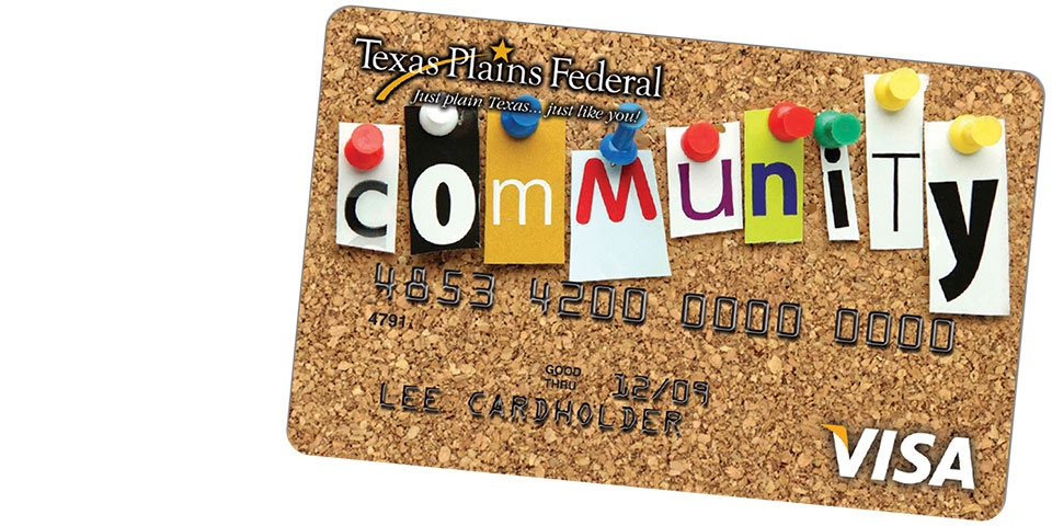Community Debit Card