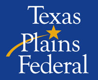 Texas Plains Federal Credit Union Logo
